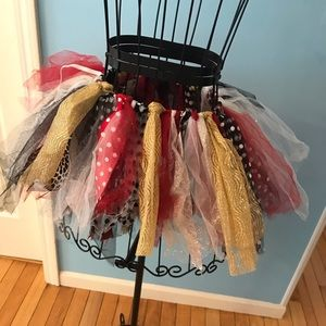 Ribbon and Tulle tutu, Girls